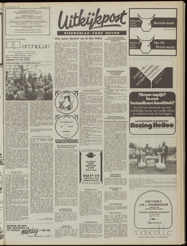 Uitkijkpost : nieuwsblad voor Heiloo e.o. 1979-10-10