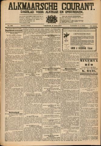 Alkmaarsche Courant 1930-06-06