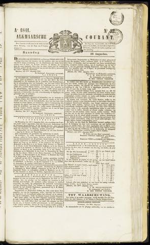 Alkmaarsche Courant 1841-08-16
