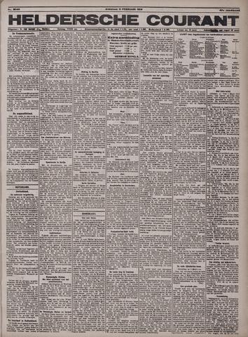Heldersche Courant 1919-02-11