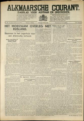 Alkmaarsche Courant 1939-05-20