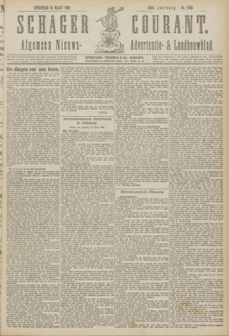 Schager Courant 1920-03-18