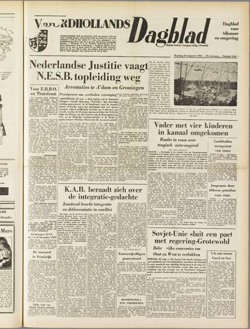 Noordhollands Dagblad : dagblad voor Alkmaar en omgeving 1953-08-24