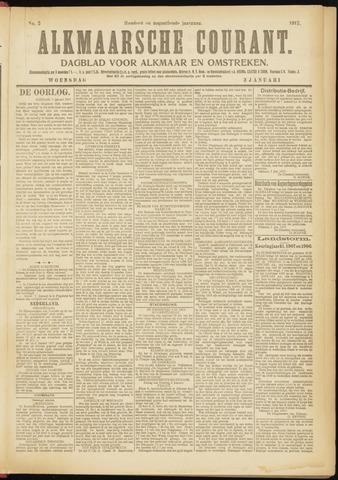 Alkmaarsche Courant 1917-01-03