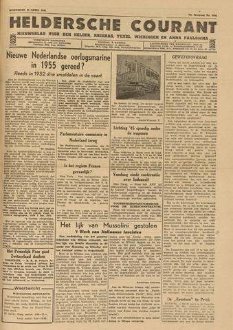 Heldersche Courant 1946-04-24