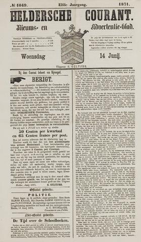 Heldersche Courant 1871-06-14