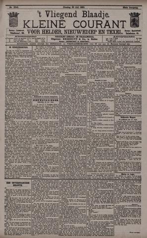 Vliegend blaadje : nieuws- en advertentiebode voor Den Helder 1895-07-31
