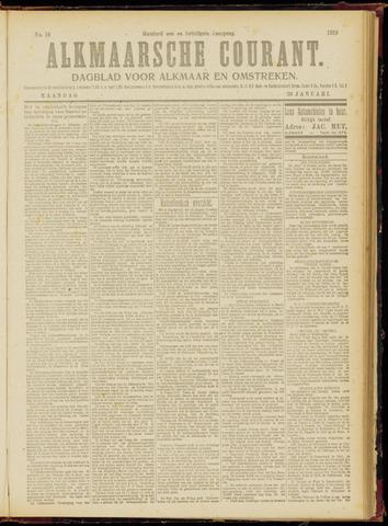 Alkmaarsche Courant 1919-01-20