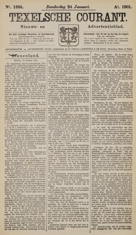 Texelsche Courant 1901-01-24