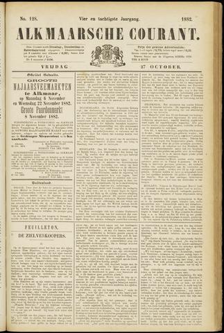 Alkmaarsche Courant 1882-10-27
