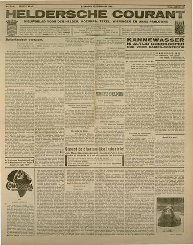Heldersche Courant 1933-02-25
