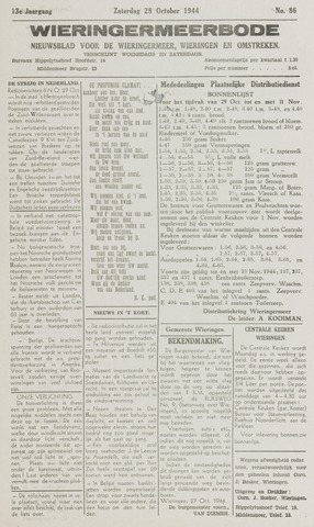 Wieringermeerbode 1944-10-28