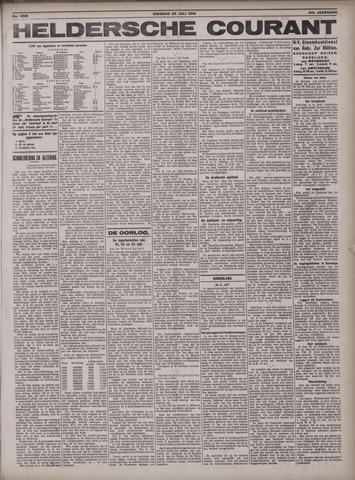 Heldersche Courant 1916-07-25