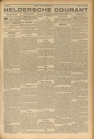 Heldersche Courant 1924-09-16