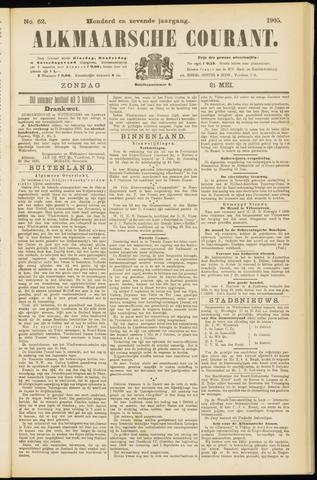 Alkmaarsche Courant 1905-05-21