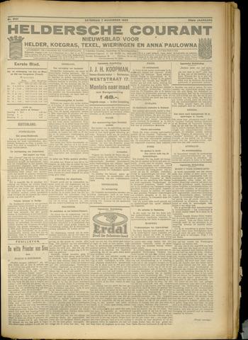Heldersche Courant 1925-11-07