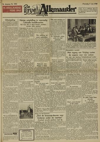 De Vrije Alkmaarder 1948-06-09