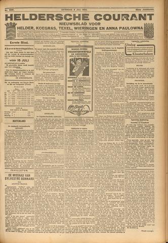 Heldersche Courant 1924-07-05