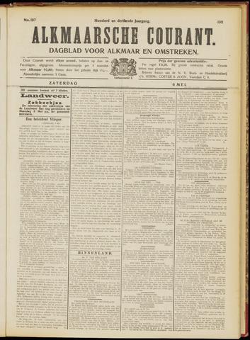 Alkmaarsche Courant 1911-05-06