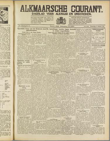 Alkmaarsche Courant 1941-01-15