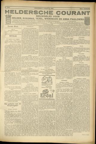 Heldersche Courant 1925-08-06