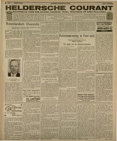 Heldersche Courant 1936-08-22