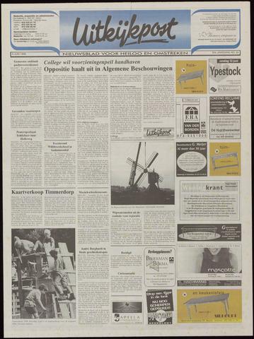 Uitkijkpost : nieuwsblad voor Heiloo e.o. 1999-06-09
