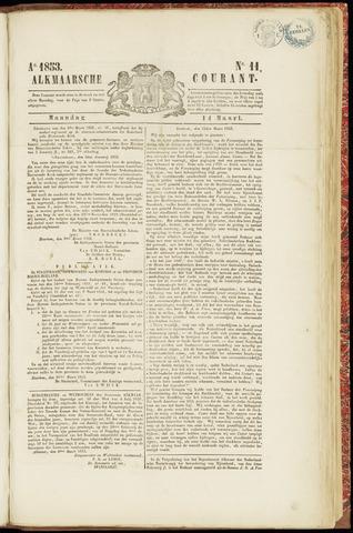 Alkmaarsche Courant 1853-03-14
