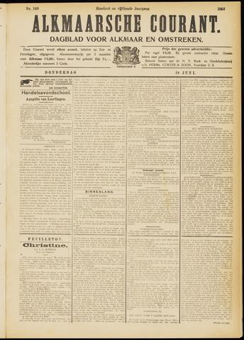 Alkmaarsche Courant 1913-06-19