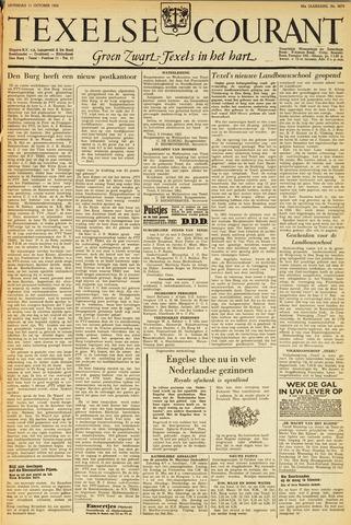 Texelsche Courant 1952-10-11