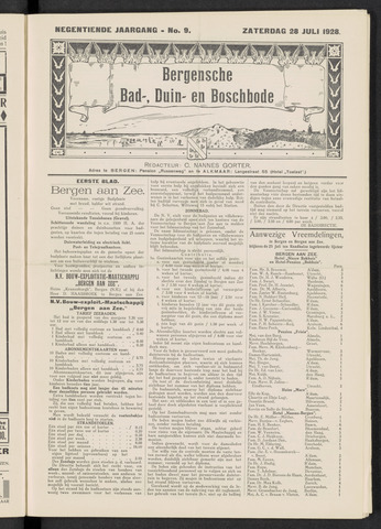 Bergensche bad-, duin- en boschbode 1928-07-28