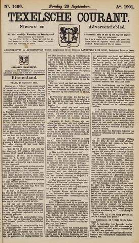 Texelsche Courant 1901-09-29