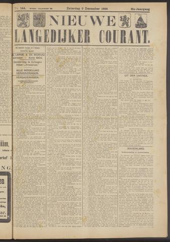 Nieuwe Langedijker Courant 1922-12-09