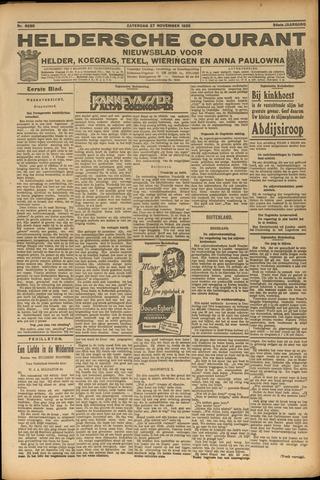 Heldersche Courant 1926-11-27