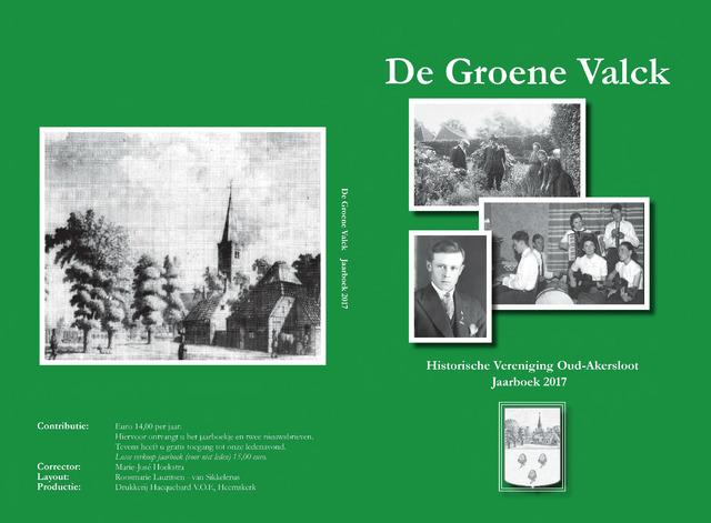 De Groene Valck 2017-01-01
