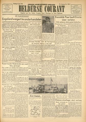 Heldersche Courant 1950-06-03