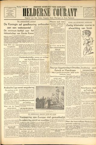 Heldersche Courant 1952-05-19