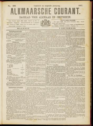 Alkmaarsche Courant 1907-09-02