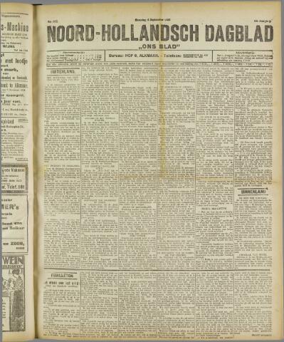 Ons Blad : katholiek nieuwsblad voor N-H 1922-09-04