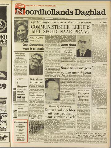 Noordhollands Dagblad : dagblad voor Alkmaar en omgeving 1968-07-18