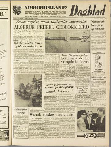 Noordhollands Dagblad : dagblad voor Alkmaar en omgeving 1961-04-25