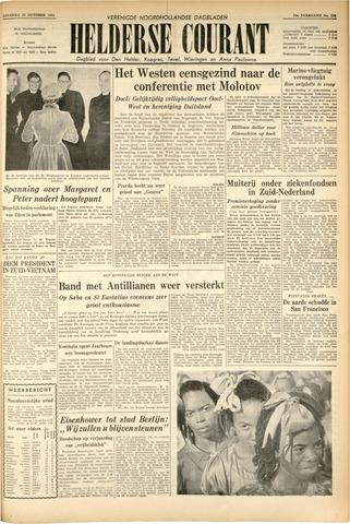 Heldersche Courant 1955-10-25