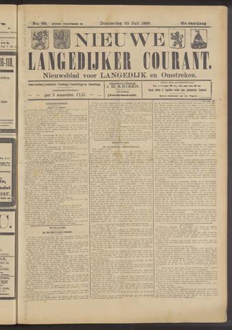 Nieuwe Langedijker Courant 1922-07-20