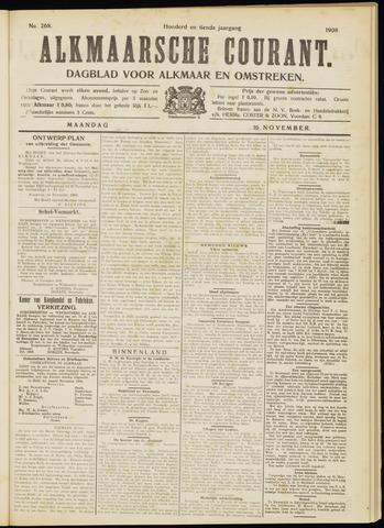 Alkmaarsche Courant 1908-11-16