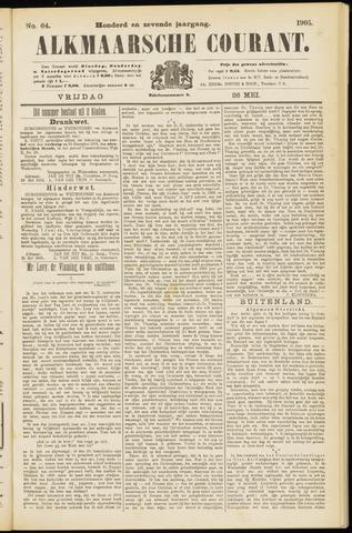 Alkmaarsche Courant 1905-05-26