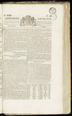 Alkmaarsche Courant 1840-10-05