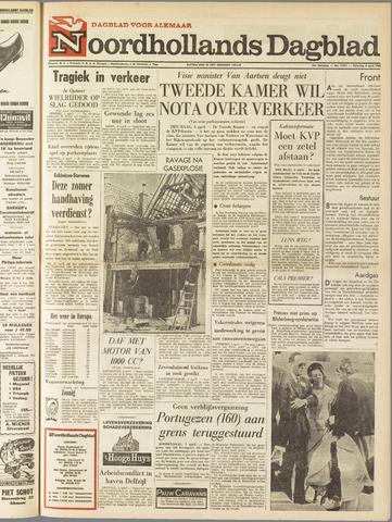 Noordhollands Dagblad : dagblad voor Alkmaar en omgeving 1965-04-03
