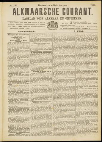 Alkmaarsche Courant 1906-07-05