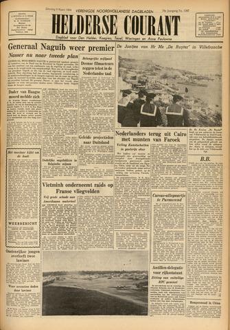 Heldersche Courant 1954-03-09