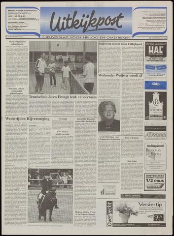 Uitkijkpost : nieuwsblad voor Heiloo e.o. 2001-09-19